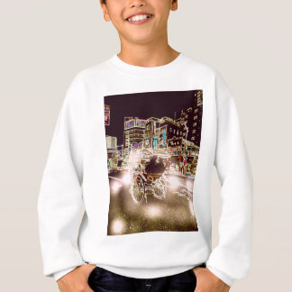Tokyo Rickshw Night Sweatshirt