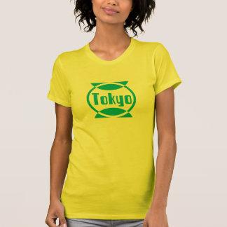 Tokyo Sky Blue Logo Design #1 T-Shirt