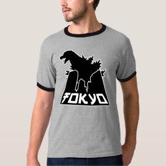 Tokyo skyscraper shirt
