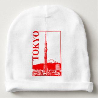 Tokyo - SkyTree Baby Beanie