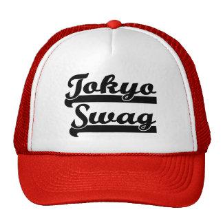 Tokyo Team Swag Trucker Hats