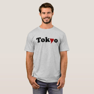 Tokyo with Heart T-Shirt