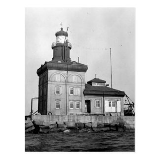 Toledo Harbor Lighthouse Postcard
