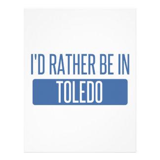 Toledo Letterhead