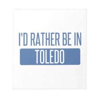 Toledo Notepad