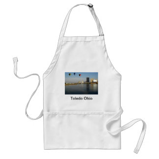 Toledo Ohio City Standard Apron