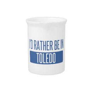 Toledo Pitcher