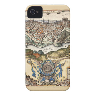 Toledo Spain 1566 iPhone 4 Case