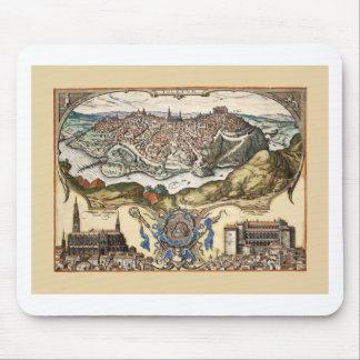 Toledo Spain 1566 Mouse Pad