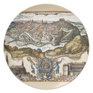 Toledo Spain 1566 Plate