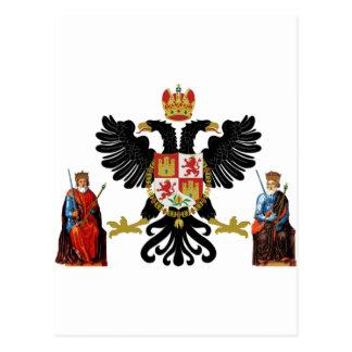 Toledo (Spain) Coat of Arms Postcard