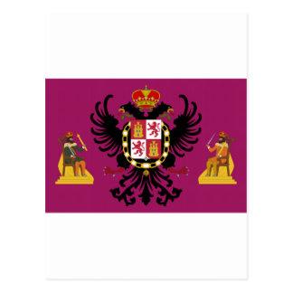Toledo (Spain) Flag Postcard