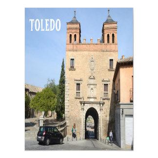 Toledo, Spain Magnetic Card