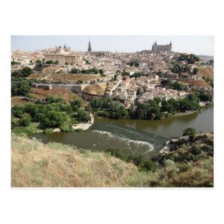 Toledo Spain Postcard