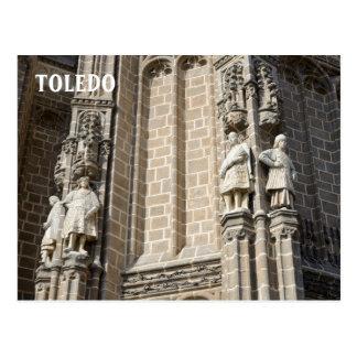 Toledo, Spain Postcard