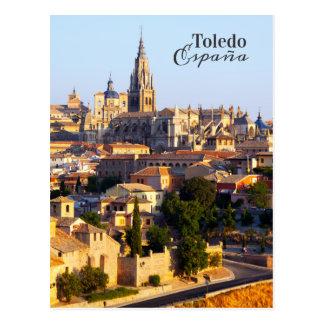 Toledo Spain postcard 1