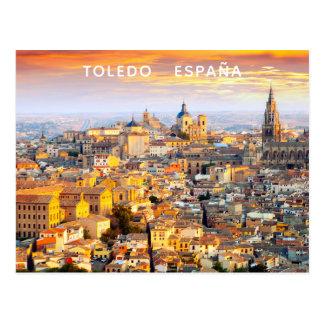 Toledo Spain postcard 3
