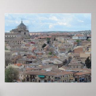 Toledo, Spain Poster