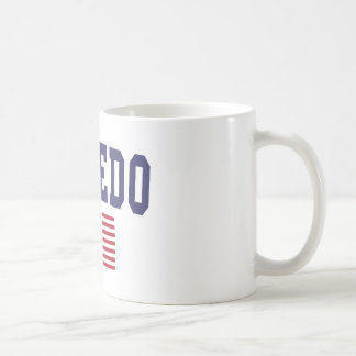 Toledo US Flag Coffee Mug