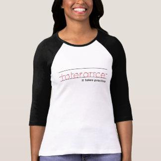 tolerance | Practice T-Shirt