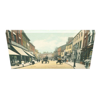Toll Gavel, Beverley (1900) canvas print