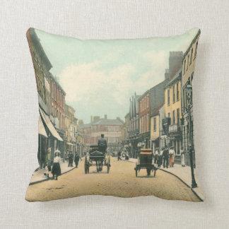 Toll Gavel, Beverley (1900) throw cushion