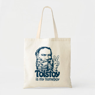 Tolstoy Is My Homeboy Tote