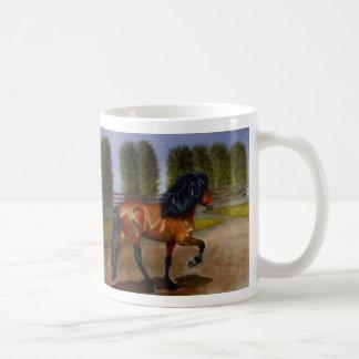 Tolt in Motion variation ~ wrap around Mug