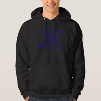 Tolt Thunderbirds Middle Carnation Hoodie