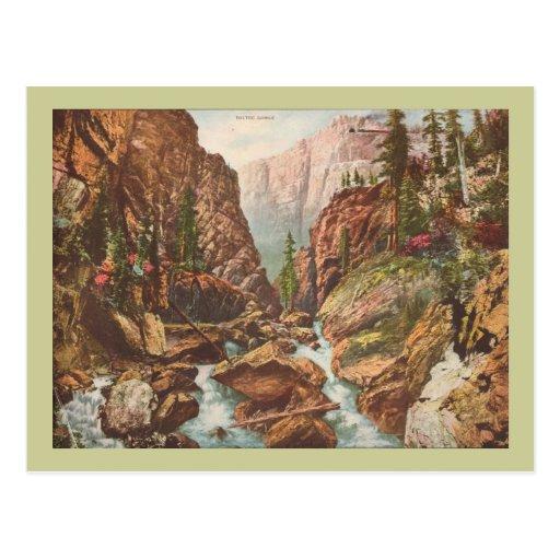 Toltec Gorge Postcards