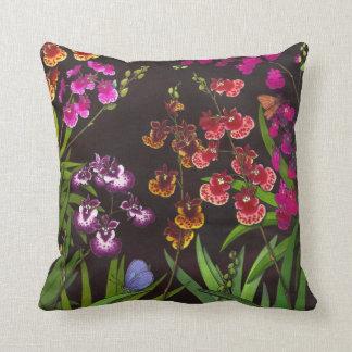 Tolumnia Equitant Oncidium Orchids Pillow