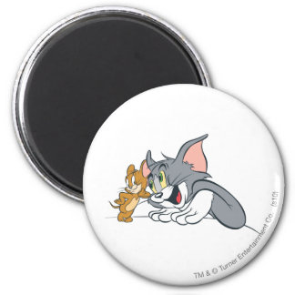 Tom and Jerry Best Buds Magnet