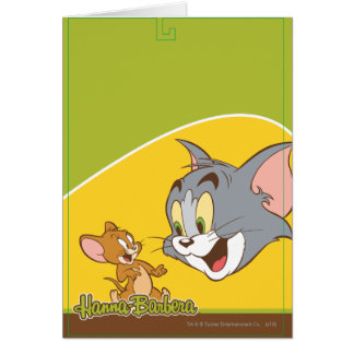 Tom And Jerry Card