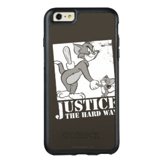 Tom And Jerry Justice the Hard Way OtterBox iPhone 6/6s Plus Case