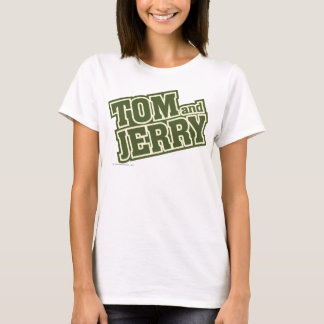 Tom and Jerry Logo 3 T-Shirt