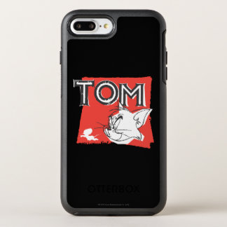 Tom and Jerry Mad Cat OtterBox Symmetry iPhone 7 Plus Case