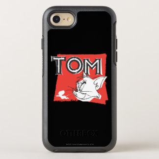Tom and Jerry Mad Cat OtterBox Symmetry iPhone 8/7 Case