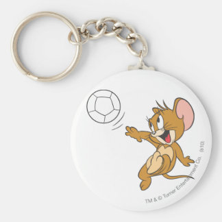 Tom and Jerry Soccer (Football) 1 Keychain