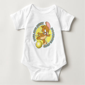 Tom and Jerry Soccer (Football) 4 Baby Bodysuit