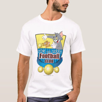 Tom and Jerry Soccer (Football) 5 T-Shirt