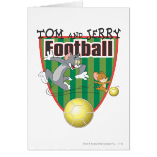 Tom and Jerry Soccer (Football) 6 Card
