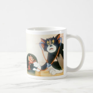 Tom And Jerry Stethescope Coffee Mug