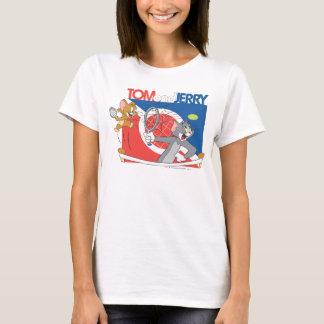 Tom and Jerry Tennis Stars 4 T-Shirt