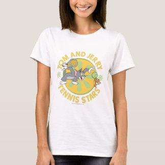 Tom and Jerry Tennis Stars 5 T-Shirt