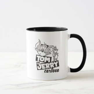 Tom And Jerry | Tom And Jerry Cartoon Mug