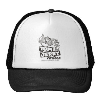 Tom And Jerry | Tom And Jerry Cartoon Trucker Hat
