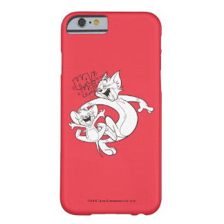 Tom And Jerry | Tom And Jerry Laughing Barely There iPhone 6 Case