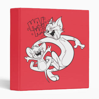Tom And Jerry | Tom And Jerry Laughing Binder
