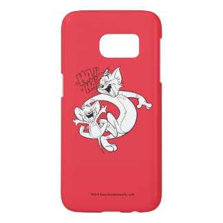 Tom And Jerry | Tom And Jerry Laughing Samsung Galaxy S7 Case