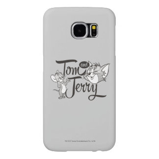 Tom And Jerry | Tom And Jerry Looking Sweet Samsung Galaxy S6 Cases